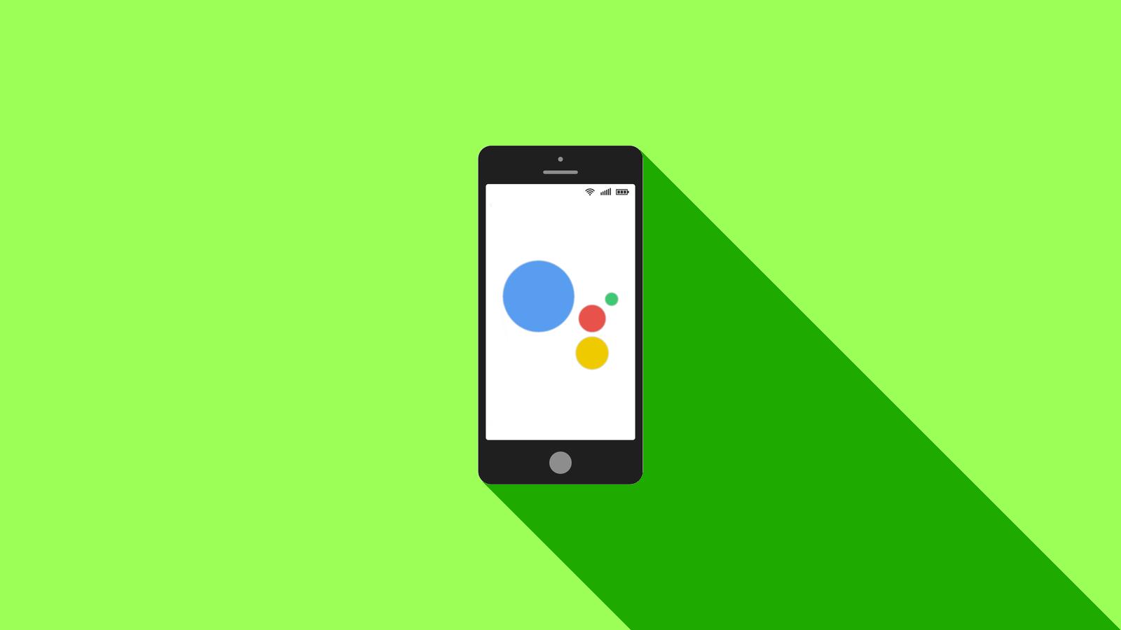 wyszukiwarka głosowa Google Assistant