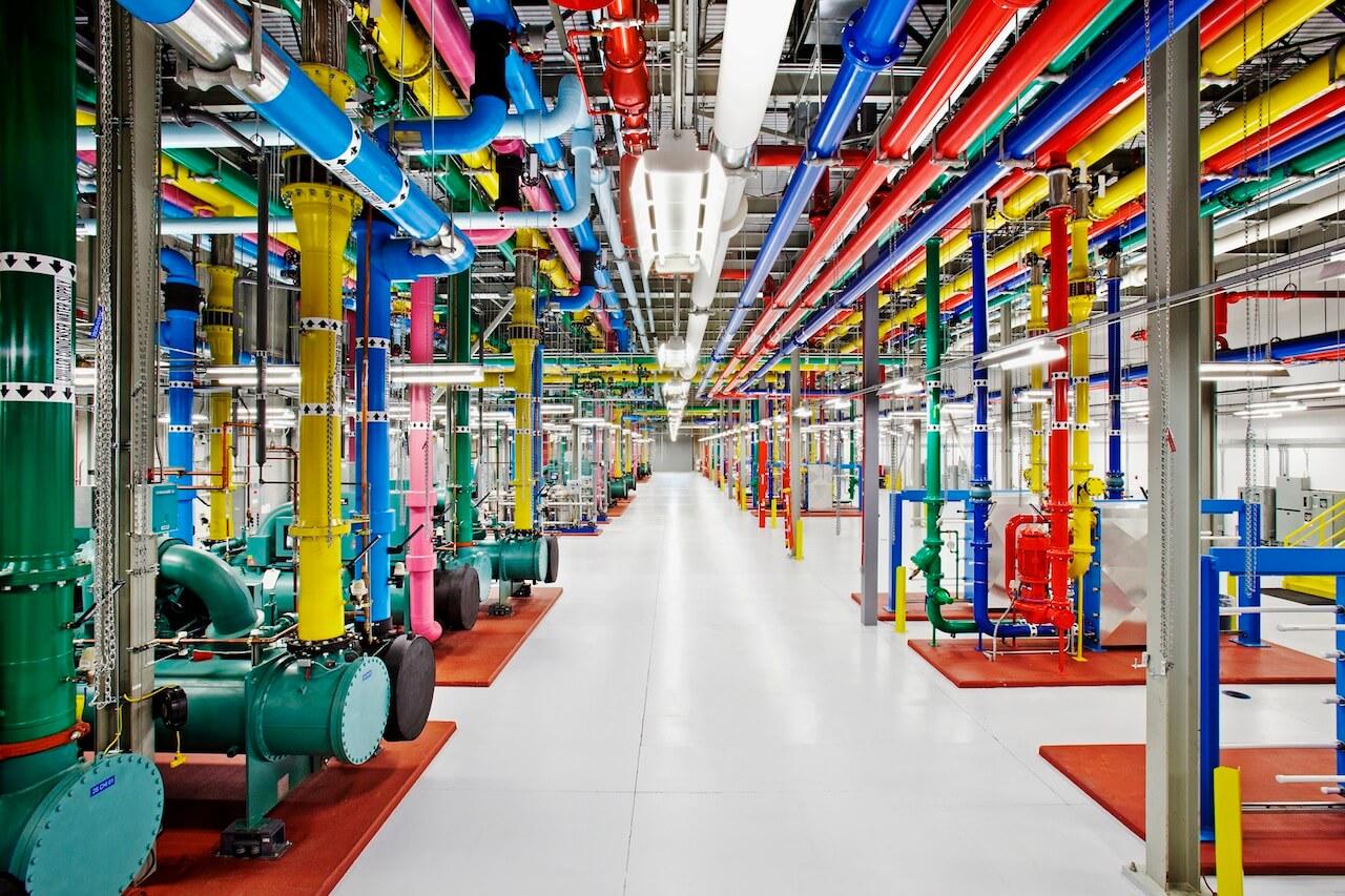 serwerownia google w stanie georgia usa