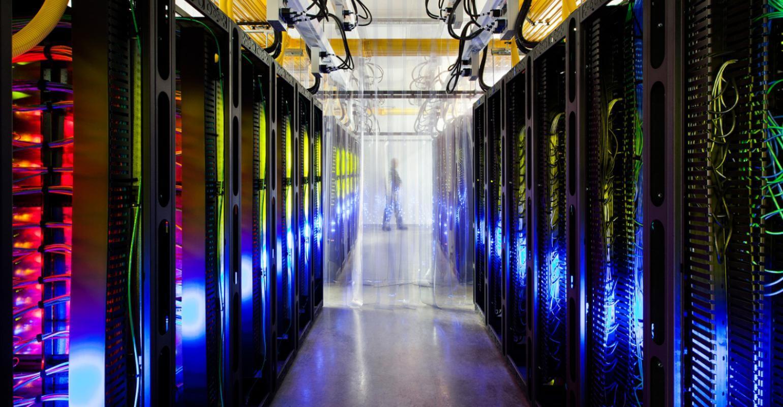 centrum danych google w iowa
