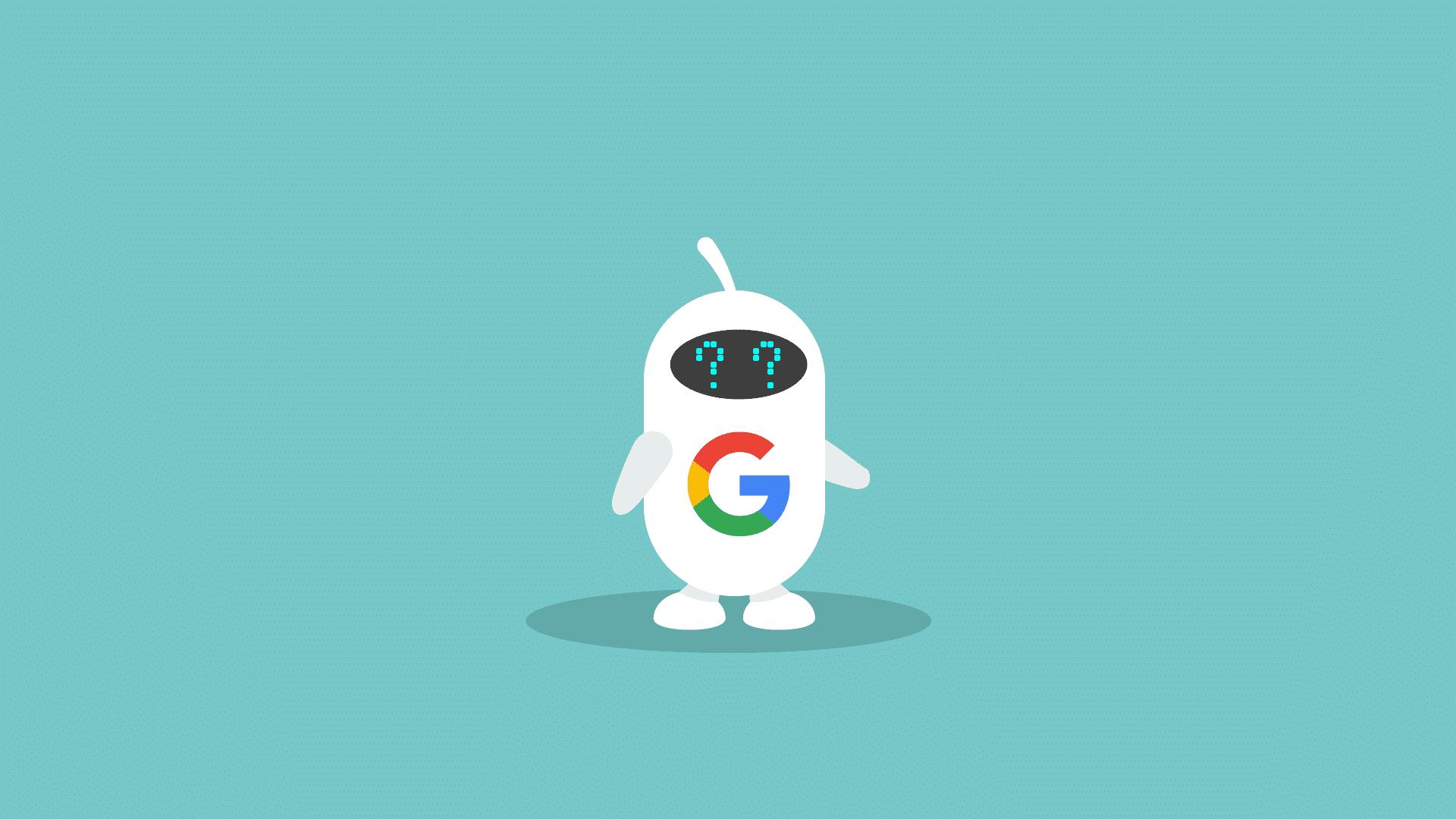 jak działa bot Google