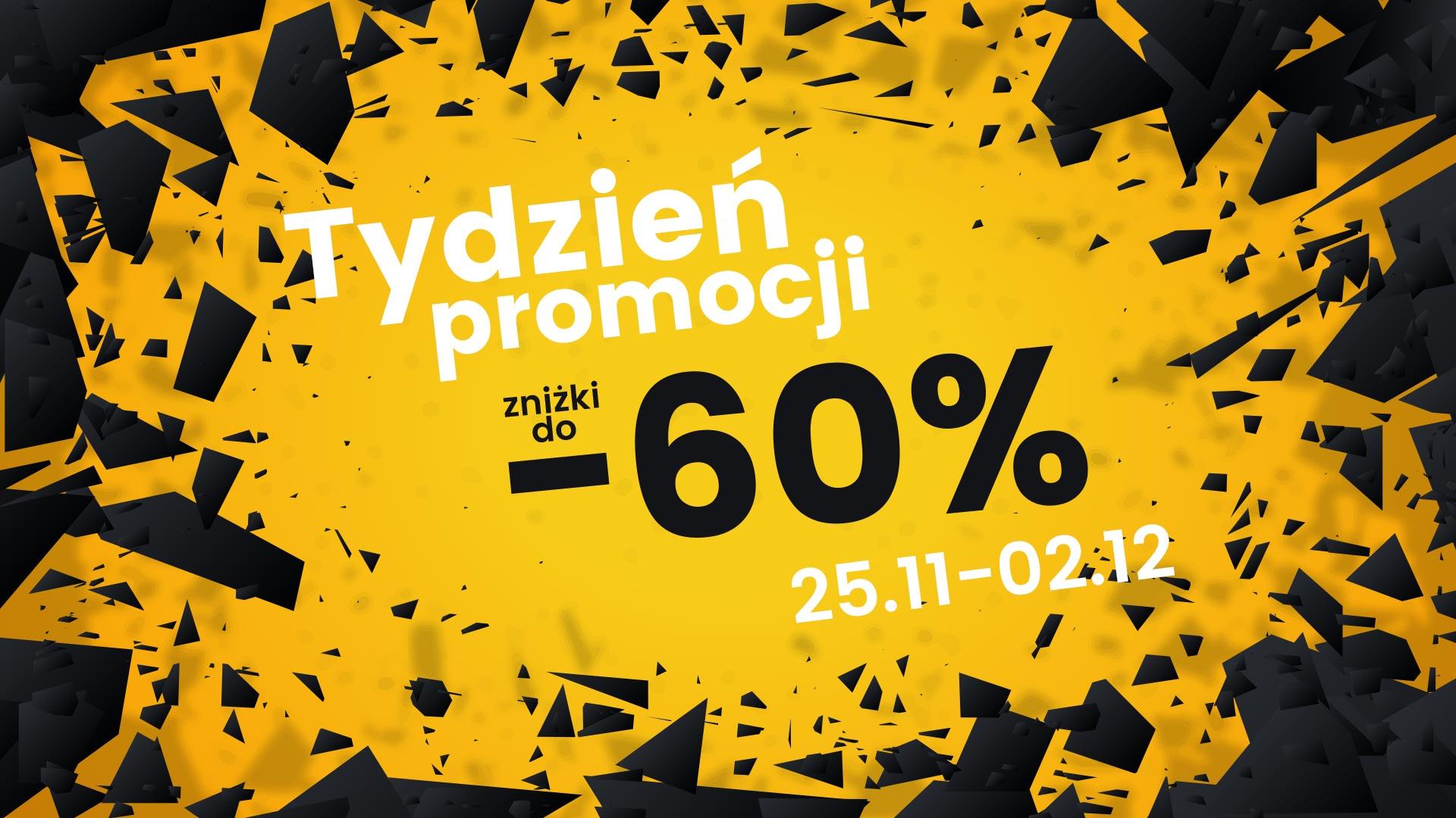 Black week – Tydzień promocji na usługi SEO do -60%!