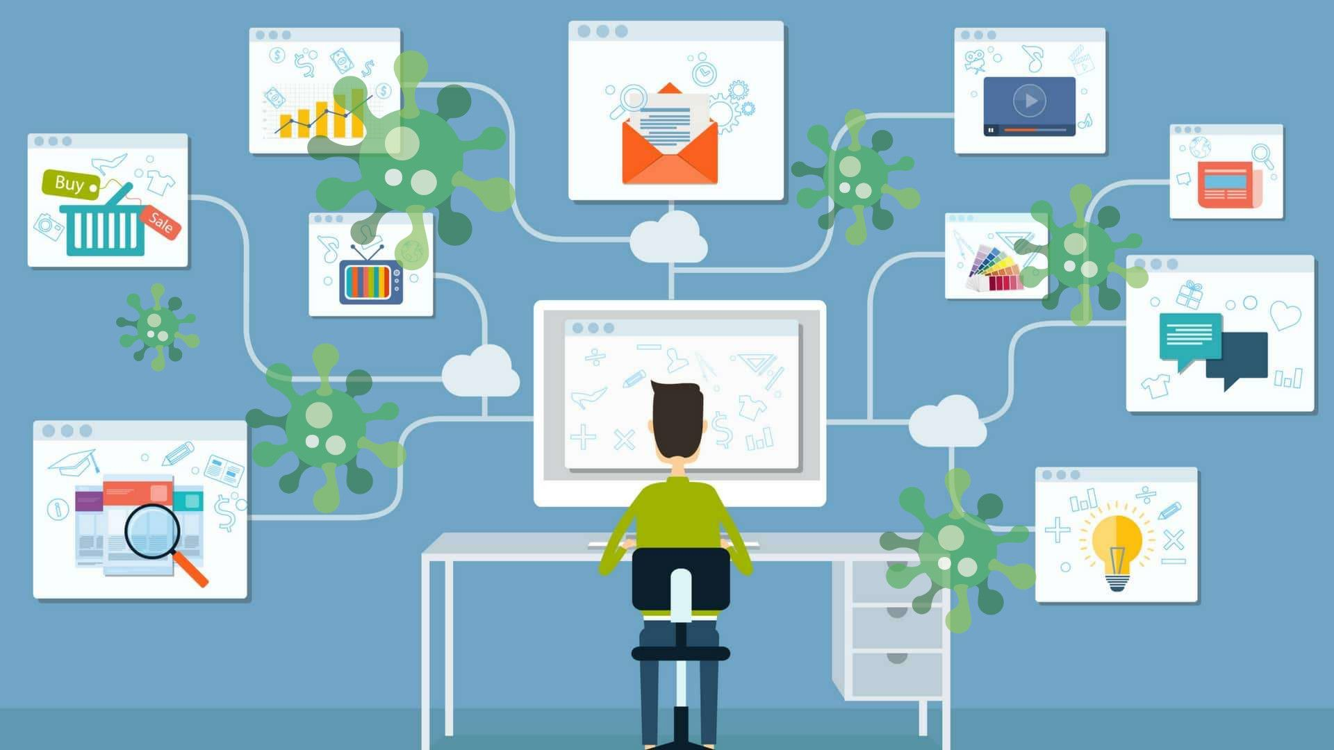 Jak koronawirus zmienia marketing internetowy?