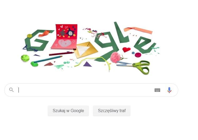 dzień ojca 2020 google doodle
