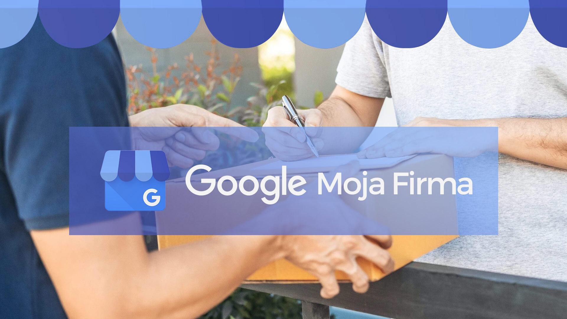 Pozycjonowanie w Google Moja Firma